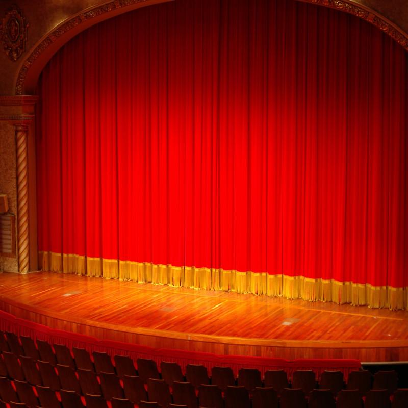 Teatre © Imatge barry weatherall. Unsplash